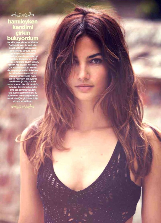 Lily Aldridge - GQ Turkey Magazine (January 2015)