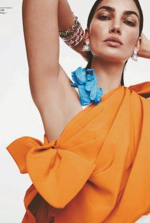 Lily Aldridge - Harper's BAZAAR Taiwan (July 2020)