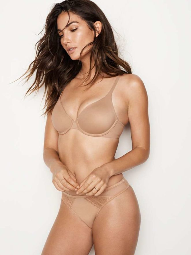 Lily Aldridge - Victoria's Secret Shoot (October 2017)