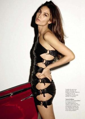 Lily Aldridge - Vogue Spain Magazine (January 2016)