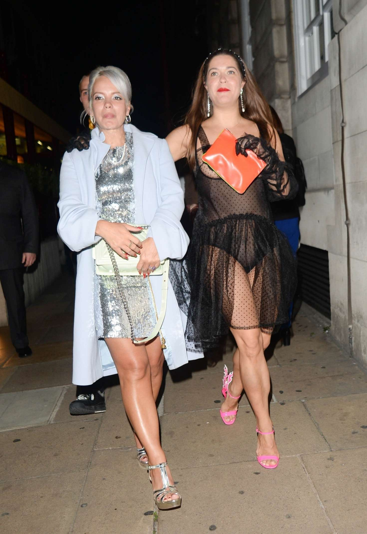 Lily Allen 2018 : Lily Allen: Arrives at LOVE Magazine party -06