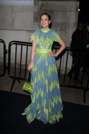 Lily Allen - Attend the Charles Finch and Chanel Pre-BAFTA Party in London
