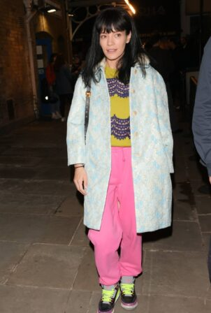 Lily Allen - Seen at 2.22a Ghost story theatre production in London