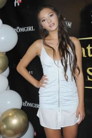 Lily Chee - Lily Chee And Tati McQuay Celebrate Their 16th Birthday in Hollywood