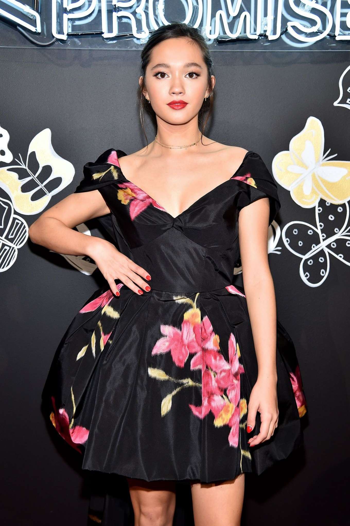 Lily Chee - Pencils of Promise Gala in New York