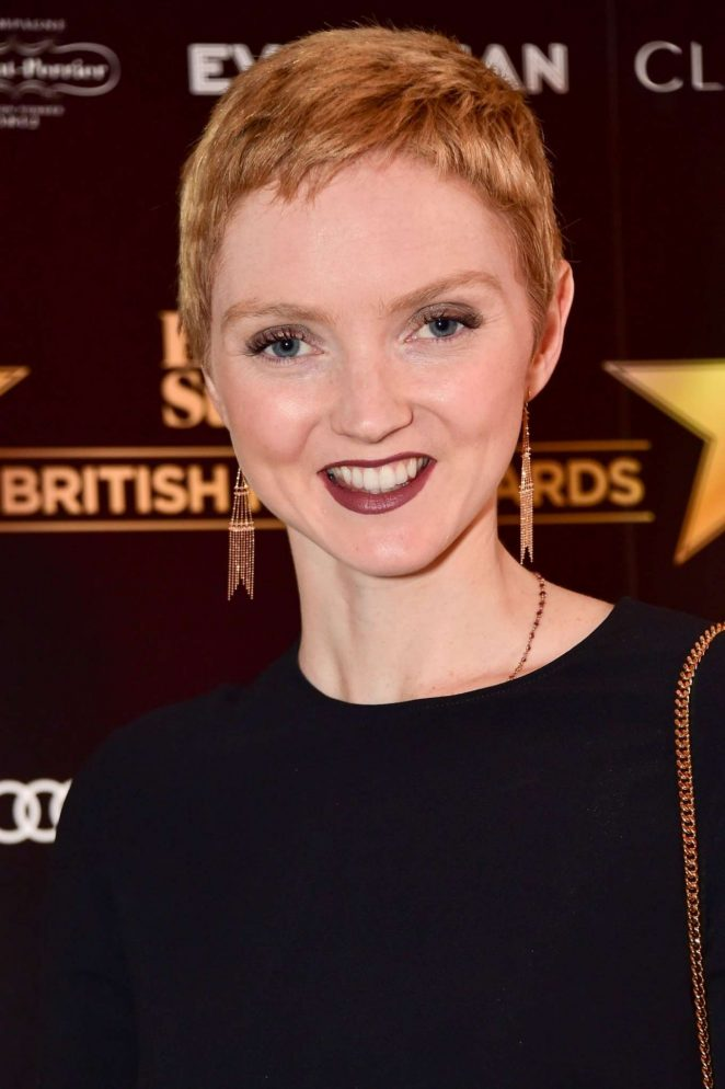 Lily Cole – 2018 London Evening Standard British Film Awards in London