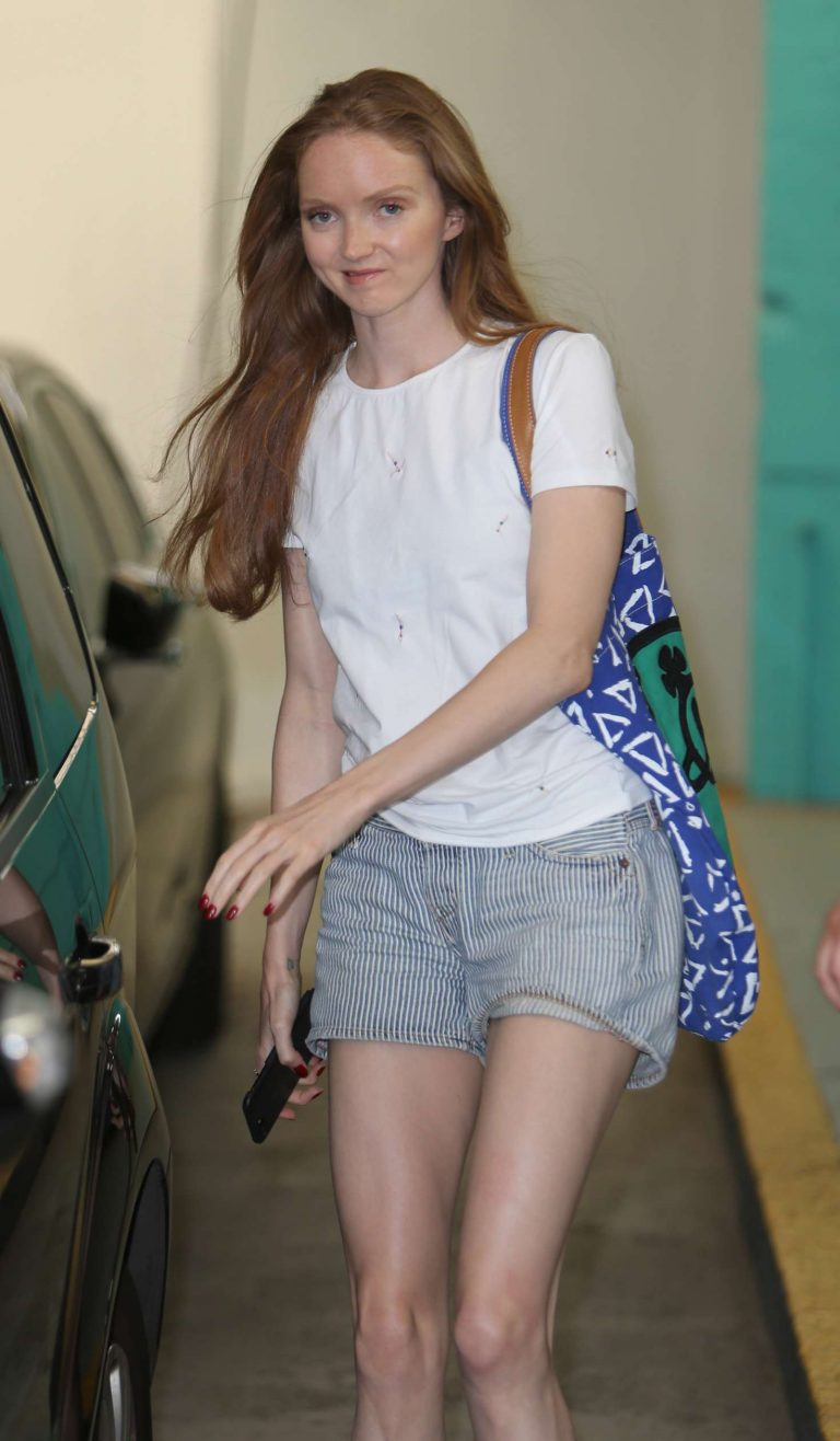 Lily Cole - Swimsuit candids on a yacht in St Barts - GotCeleb