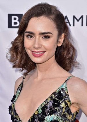 Lily Collins - BAFTA LA Tea Party 2017 in Beverly Hills