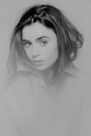 Lily Collins - Benedict Evens Photoshoot in New York