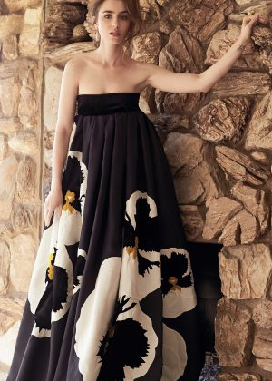 Lily Collins – Stella Magazine (December 2018)