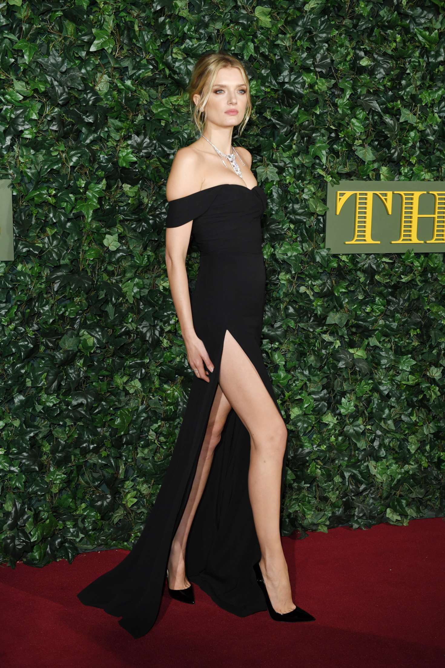 Lily Donaldson - Evening Standard Theatre Awards 2016 in London