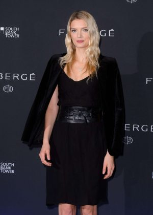 Lily Donaldson - FABERGE Visionnaire DTZ Launch Event in London