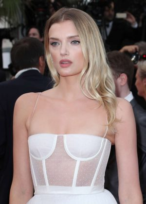 Lily Donaldson - 'Loveless' Premiere at 70th Cannes Film Festival