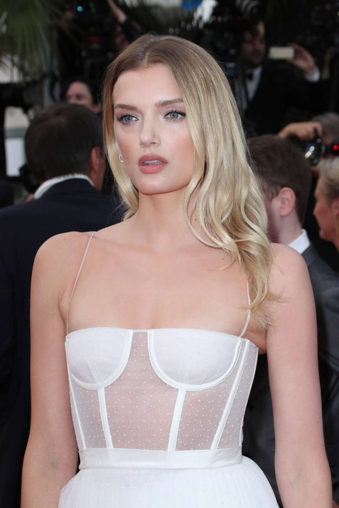 Lily Donaldson – 'Loveless' Premiere at 70th Cannes Film Festival