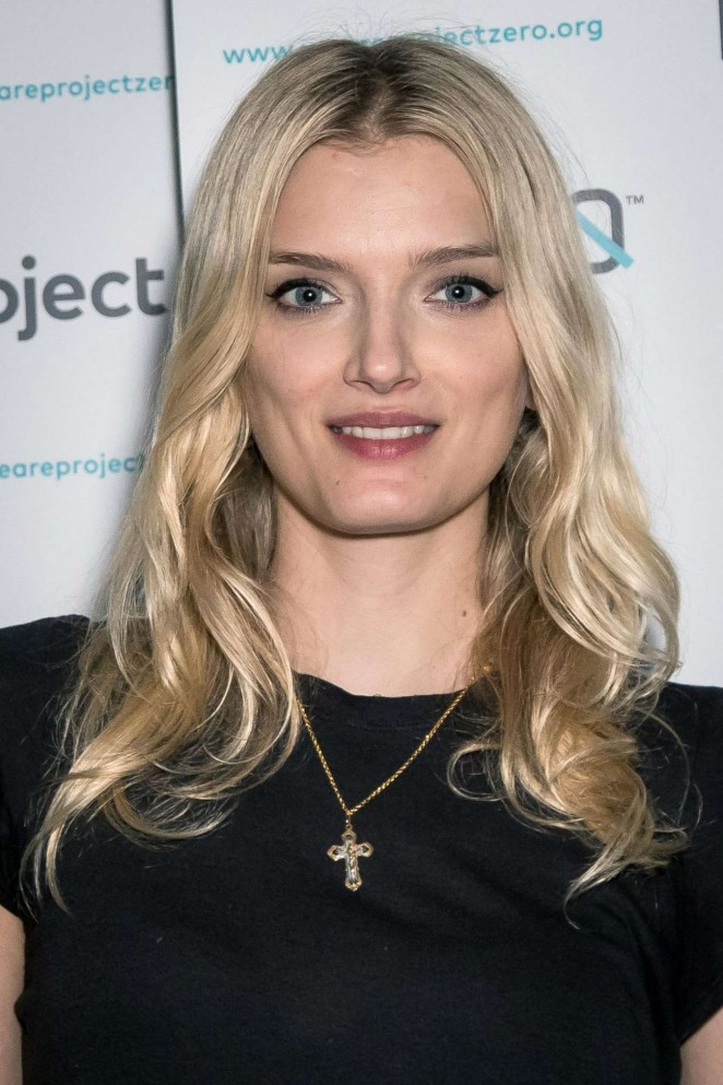 Lily Donaldson – Project-0 Wave Makers Marine Conservation Concert in London