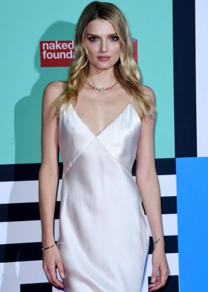 Lily Donaldson - The Naked Heart Foundation Fabulous Fund Fair in London