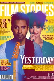 Lily James and Himesh Patel - Film Stories Magazine (June 2019)