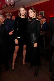 Lily James - 'Les Miserables' Opening Night After Party in London