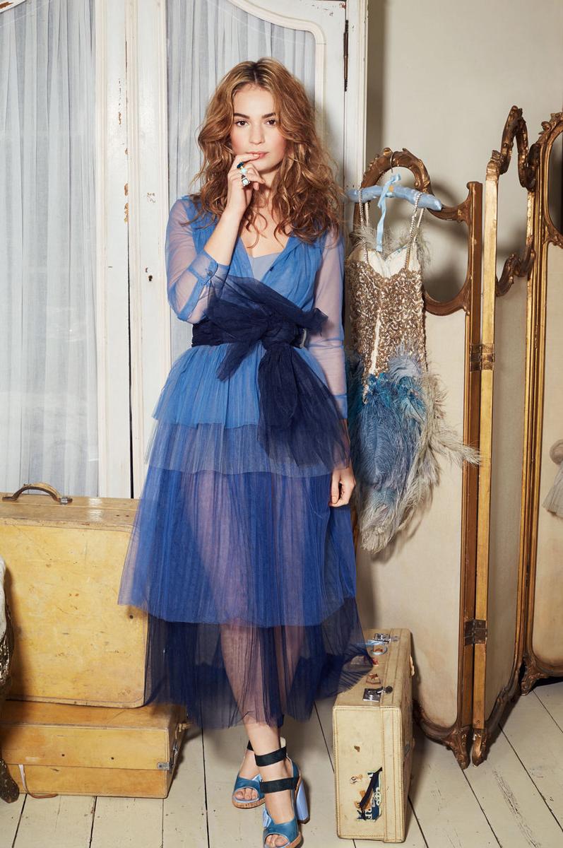 Lily James 2015 : Lily James: New York Post Photoshoot 2015 -03