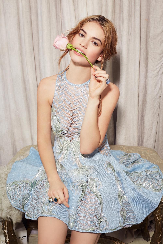 Lily James 2015 : Lily James: New York Post Photoshoot 2015 -06