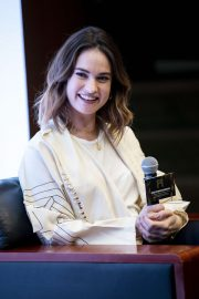 Lily James - The International Film Festival and Awards Macao