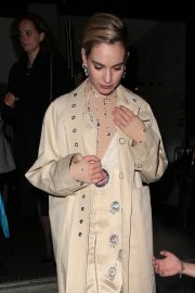 Lily James - 'Yesterday' Premiere Afterparty in London