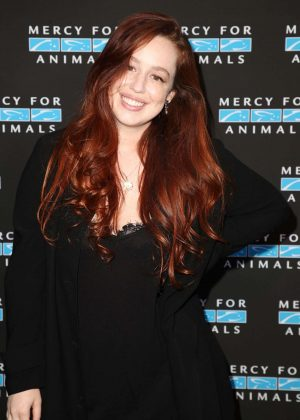 Lily Kershaw - 2018 Mercy for Animals Gala in Los Angeles