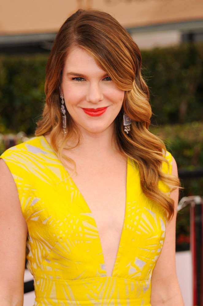 Lily Rabe - 2016 SAG Awards in Los Angeles