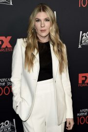 Lily Rabe - 'American Horror Story' 100th Episode Celebration in Los Angeles