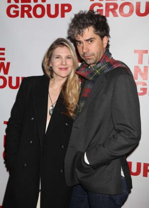 Lily Rabe - 'Good for Otto' Off Broadway Opening Night in New York