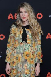 Lily Rabe - 'The Apollo' Screening at 18th Annual Tribeca Film Festival in NYC