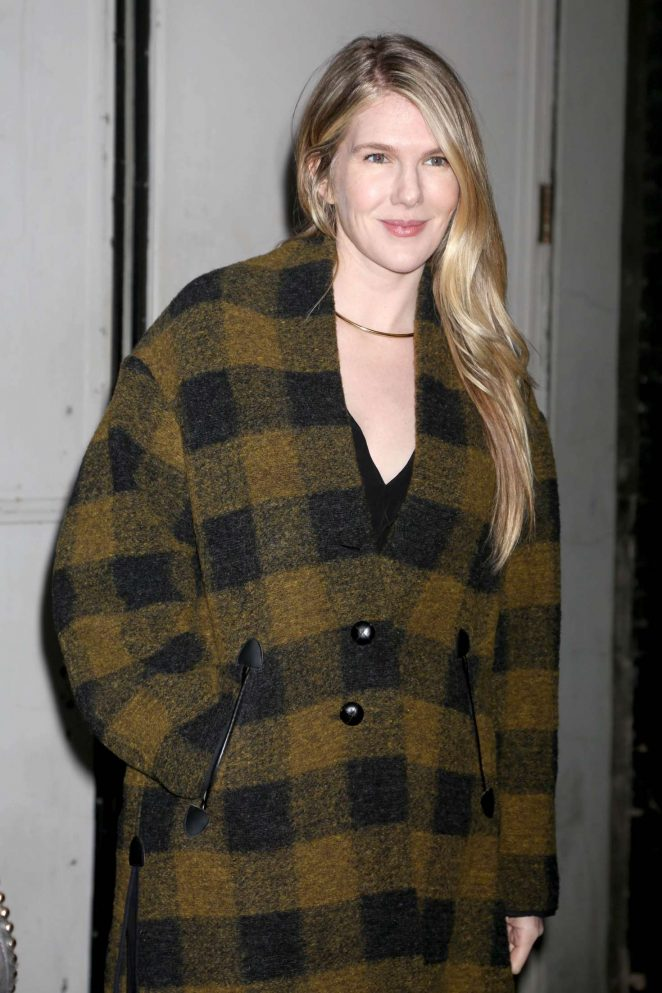 Lily Rabe - 'The Little Foxes' Play Opening Night in New York