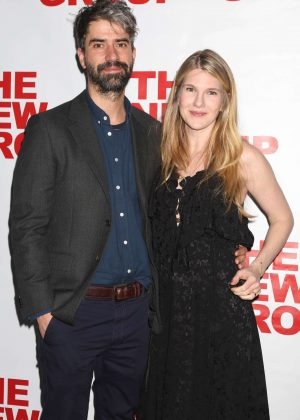 Lily Rabe - 'The Whirligig' Play Opening Night in New York