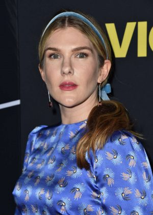 Lily Rabe - 'Vice' Premiere in Beverly Hills