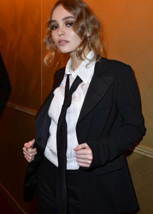 Lily Rose Depp - Cesar Revelations 2017 Gala in Paris
