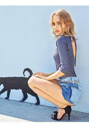 Lily Rose Depp - Grazia Italy Magazine (November 2016)