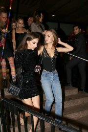 Lily Rose Depp - Gucci After Party at Met Gala in New York