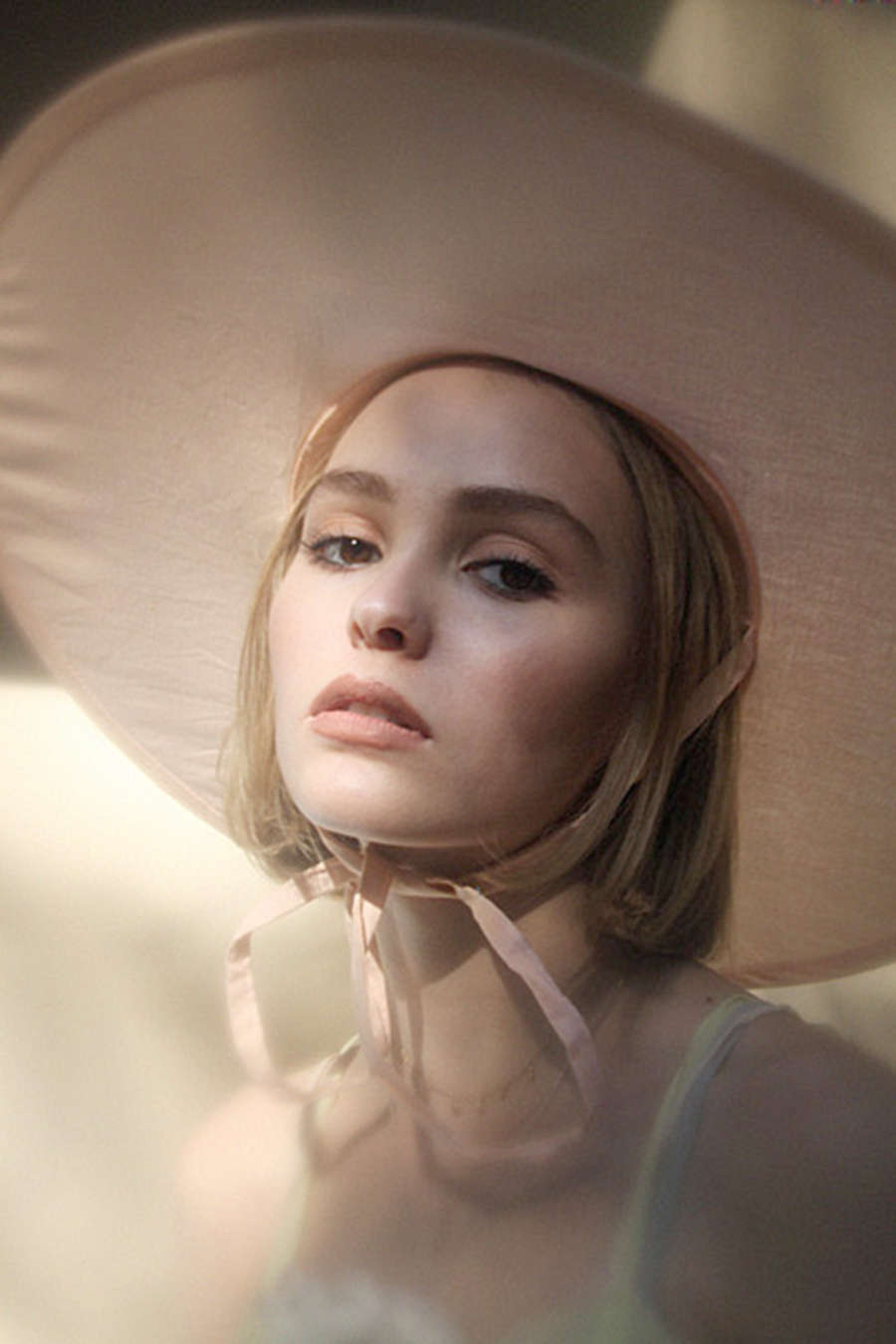 2019 year for women- Rose lily depp oyster magazine
