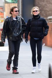 Lily-Rose Depp - Seen out in Teaneck