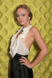 Lily Rose Depp - 'The King' Premiere After Party - 63rd BFI London Film Festival