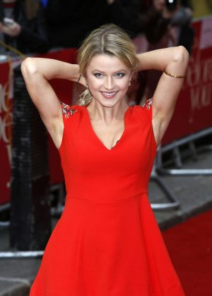 Lily Travers - 'Me Before You' Premiere in London