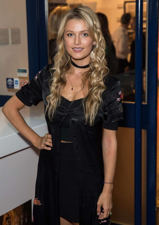 Lily Travers - 'Remembering Elephants' Private View in London