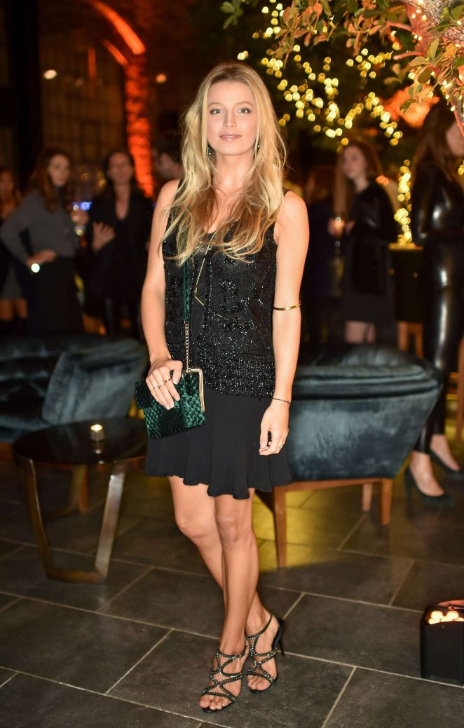 Lily Travers - Tatler's Little Black Book Party in London