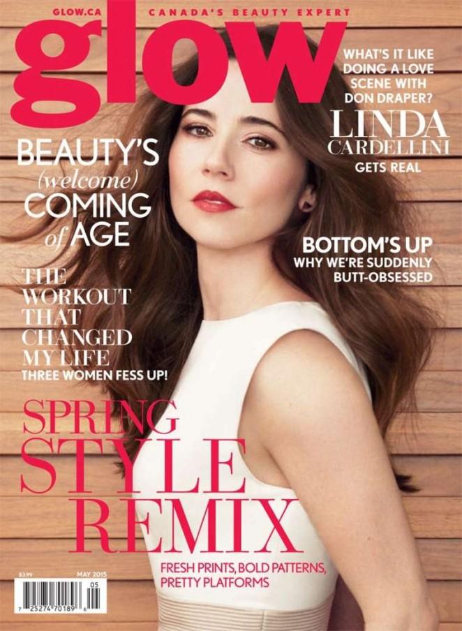 Linda Cardellini - Glow Magazine (May 2015)