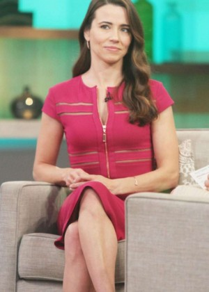 Linda Cardellini - 'Good Morning America' in NYC