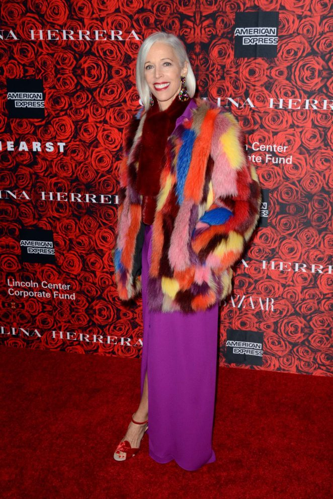 Linda Fargo – An Evening Honoring Carolina Herrera in New York
