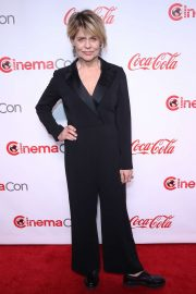 Linda Hamilton - CinemaCon 2019 Big Screen Achievement Awards in Las Vegas