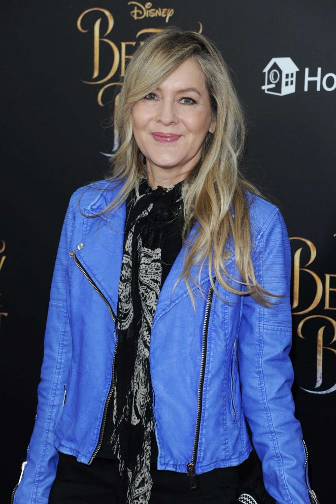 Linda Larkin - 'Beauty and the Beast' Premiere in New York City
