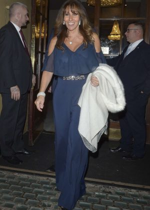 Linda Lusardi - Arrives at The Best Heroes Awards in London