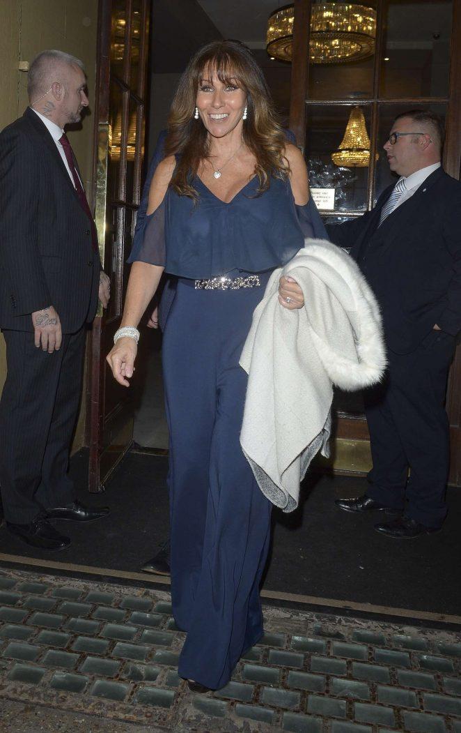 Linda Lusardi - Arrives at The Best Heroes Awards in London